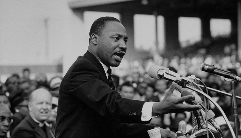 Martin Luther King, in memoriam
